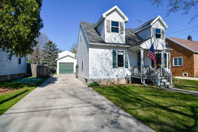 232 Quinton Street, Green Bay, WI 54302 (#50238817) :: Carolyn Stark Real Estate Team