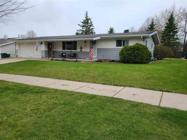 615 Grove Street, Fond Du Lac, WI 54935 (#50238819) :: Carolyn Stark Real Estate Team