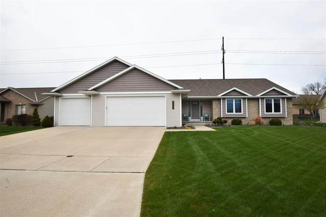 3189 Beth Drive, Green Bay, WI 54311 (#50238820) :: Carolyn Stark Real Estate Team
