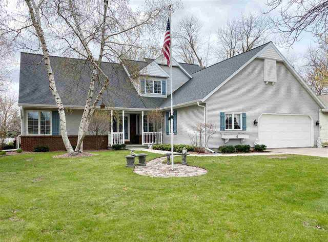 6 Streeter Court, Fond Du Lac, WI 54935 (#50238823) :: Carolyn Stark Real Estate Team