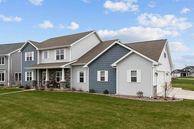 W5753 Parker Way, Appleton, WI 54915 (#50238829) :: Town & Country Real Estate