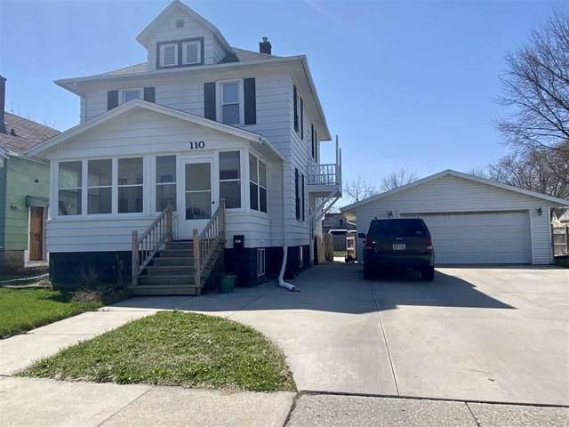 110 W Cotton Street, Fond Du Lac, WI 54935 (#50238837) :: Carolyn Stark Real Estate Team