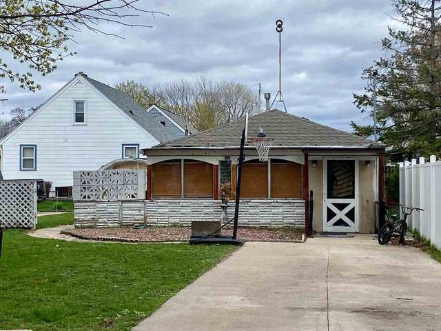 1410 N Graceland Avenue, Appleton, WI 54911 (#50238840) :: Carolyn Stark Real Estate Team