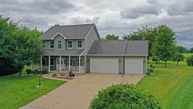 4405 Island View Drive, Oshkosh, WI 54901 (#50238842) :: Carolyn Stark Real Estate Team