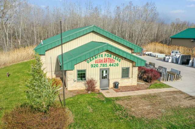 2500 E Deerfield Avenue, Suamico, WI 54173 (#50238844) :: Town & Country Real Estate