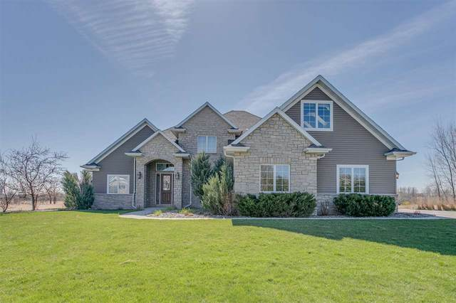 3493 W Warner Estates Drive, Appleton, WI 54913 (#50238852) :: Symes Realty, LLC