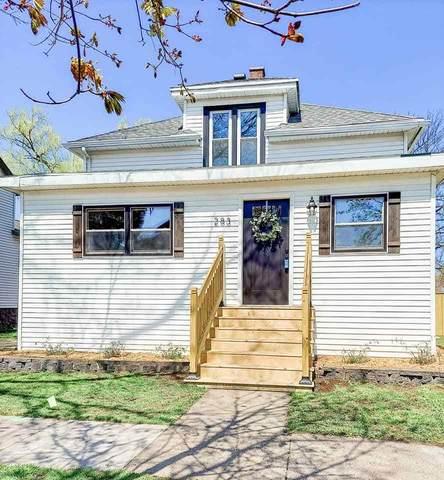 283 7TH Street, Fond Du Lac, WI 54935 (#50238853) :: Carolyn Stark Real Estate Team