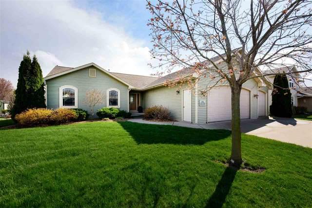1708 Jaimee Drive, Omro, WI 54963 (#50238878) :: Town & Country Real Estate