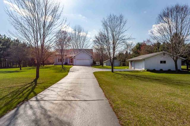 413 N Pine Road, Sobieski, WI 54171 (#50238894) :: Ben Bartolazzi Real Estate Inc