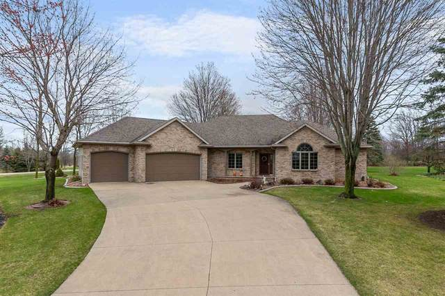 N198 Hickory Meadows Lane, Appleton, WI 54914 (#50238917) :: Todd Wiese Homeselling System, Inc.