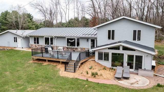 N3379 Bailey Street, Waupaca, WI 54981 (#50238949) :: Ben Bartolazzi Real Estate Inc