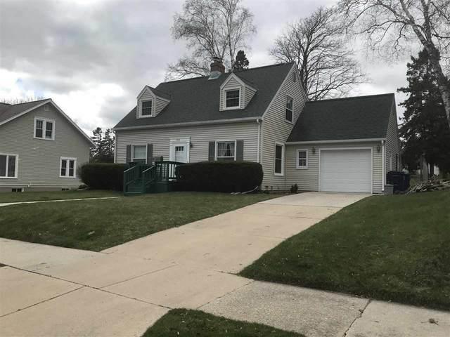 1115 Milwaukee Street, Kewaunee, WI 54216 (#50238971) :: Ben Bartolazzi Real Estate Inc