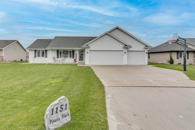 1151 Pisces Place, De Pere, WI 54115 (#50239103) :: Town & Country Real Estate