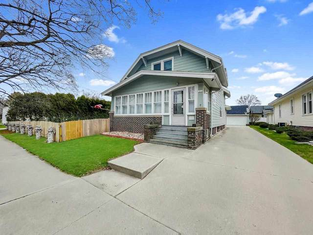 1015 Philippen Street, Manitowoc, WI 54220 (#50239135) :: Town & Country Real Estate