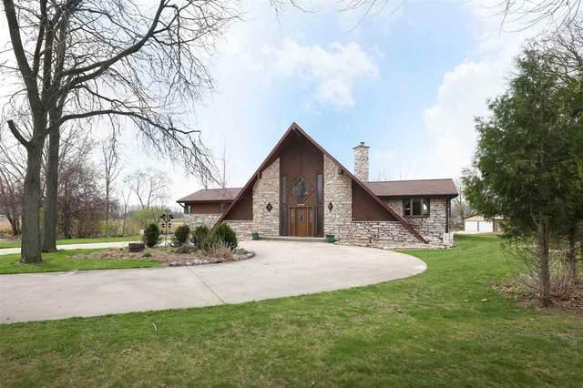 N7591 Blackbird Lane, Brillion, WI 54110 (#50239140) :: Todd Wiese Homeselling System, Inc.