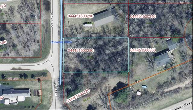 Beeler Drive, Bonduel, WI 54107 (#50239150) :: Carolyn Stark Real Estate Team