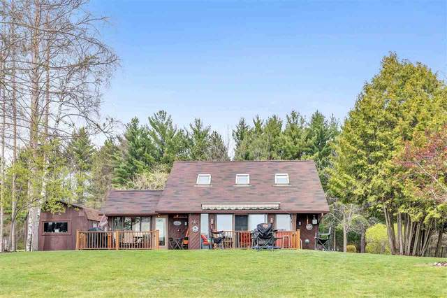 N5440 N Wilson Lake Road, Wild Rose, WI 54984 (#50239222) :: Dallaire Realty