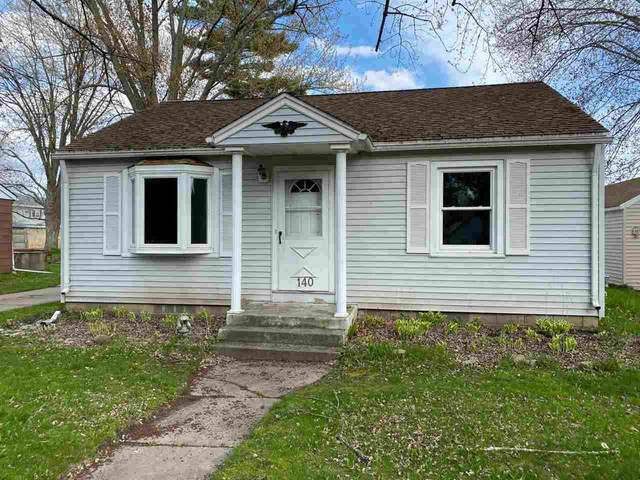140 Robert Street, Clintonville, WI 54929 (#50239255) :: Ben Bartolazzi Real Estate Inc