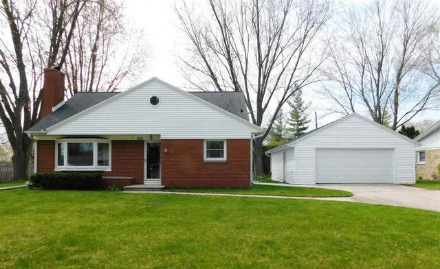 164 Hilltop Drive, Green Bay, WI 54301 (#50239271) :: Symes Realty, LLC