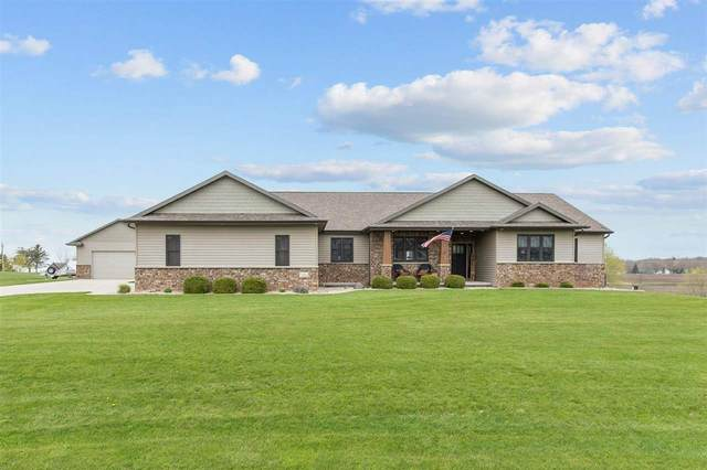 N1305 Buman Way, Greenville, WI 54942 (#50239278) :: Todd Wiese Homeselling System, Inc.