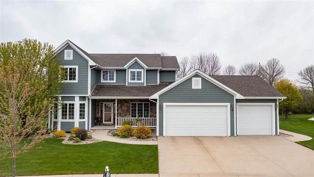 2321 Shore Preserve Drive, Oshkosh, WI 54904 (#50239313) :: Todd Wiese Homeselling System, Inc.