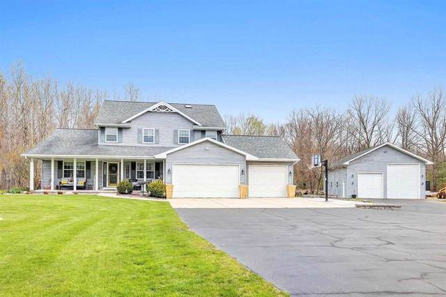 488 Crest Haven Court, Little Suamico, WI 54141 (#50239323) :: Ben Bartolazzi Real Estate Inc