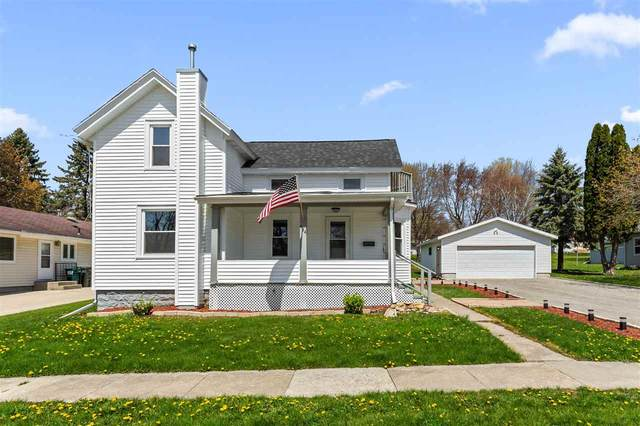 434 Eagle Street, Ripon, WI 54971 (#50239367) :: Ben Bartolazzi Real Estate Inc