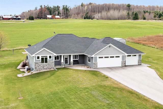 N5123 Meadowlark Lane, Shawano, WI 54166 (#50239433) :: Todd Wiese Homeselling System, Inc.