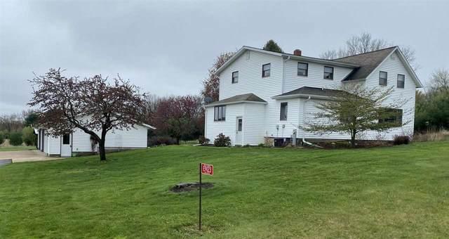 E9123 Golf Club Road, Clintonville, WI 54929 (#50239482) :: Carolyn Stark Real Estate Team