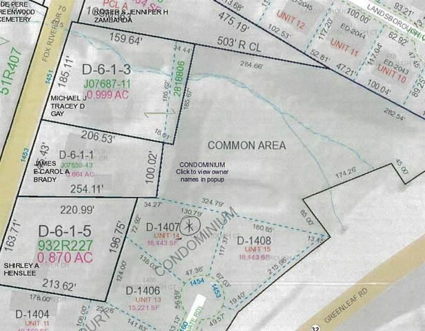 1454 Foxborough Court, De Pere, WI 54115 (#50239519) :: Dallaire Realty