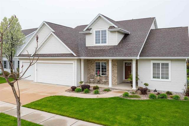 3206 E Sableridge Drive, Appleton, WI 54913 (#50239529) :: Todd Wiese Homeselling System, Inc.