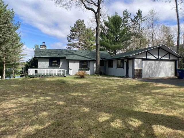 N1481 Silver Canoe Road, Keshena, WI 54135 (#50239567) :: Dallaire Realty