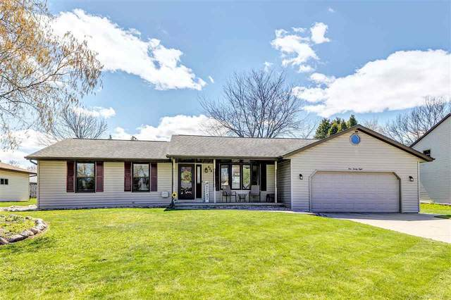 428 S Fox Croft Drive, De Pere, WI 54115 (#50239591) :: Symes Realty, LLC