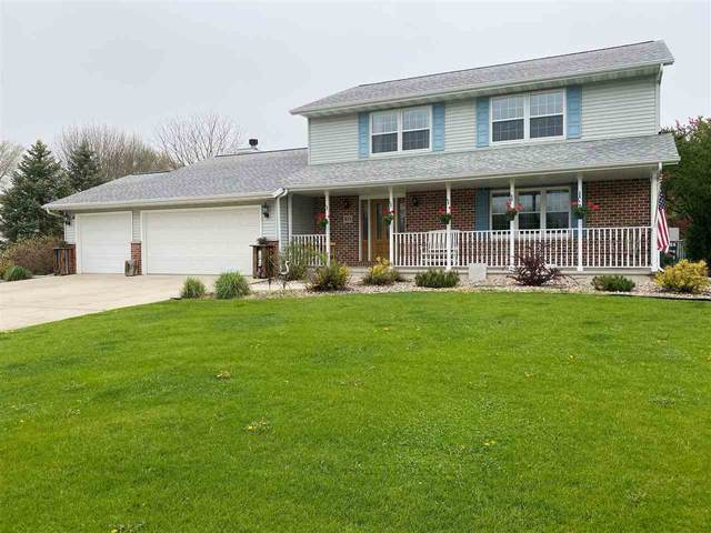 671 Mary Lee Drive, Fond Du Lac, WI 54935 (#50239595) :: Carolyn Stark Real Estate Team