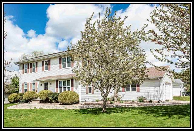 1710 Cedarhurst Drive, New London, WI 54961 (#50239599) :: Town & Country Real Estate