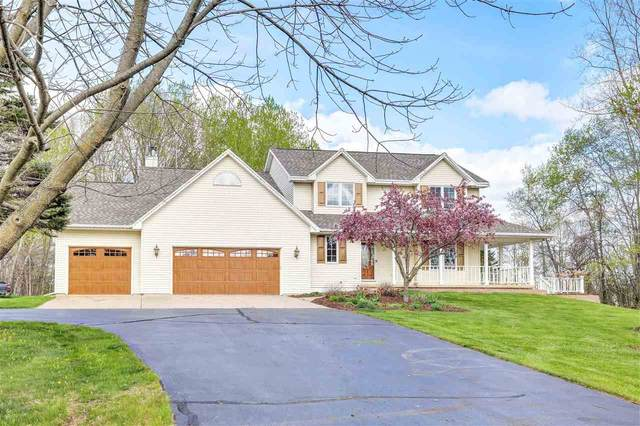 686 Meadow Flower Court, Pulaski, WI 54162 (#50239604) :: Symes Realty, LLC