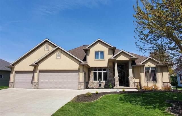 4860 N Stargaze Drive, Appleton, WI 54913 (#50239628) :: Carolyn Stark Real Estate Team