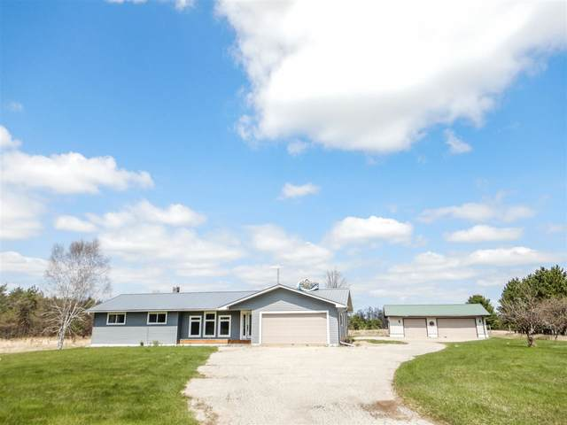 W8804 Townline Road, Crivitz, WI 54114 (#50239643) :: Symes Realty, LLC