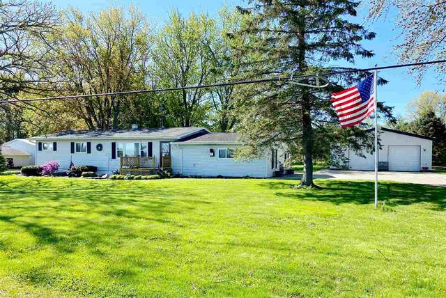 126 E Rose Eld Road, Rosendale, WI 54974 (#50239650) :: Town & Country Real Estate