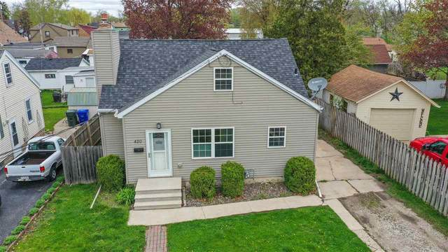 420 W Wisconsin Avenue, Kaukauna, WI 54130 (#50239661) :: Carolyn Stark Real Estate Team
