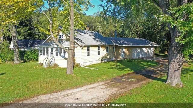 N2865 Hwy Qq, Waupaca, WI 54981 (#50239670) :: Carolyn Stark Real Estate Team