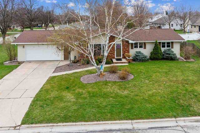 2981 Jauquet Drive, Green Bay, WI 54311 (#50239672) :: Symes Realty, LLC