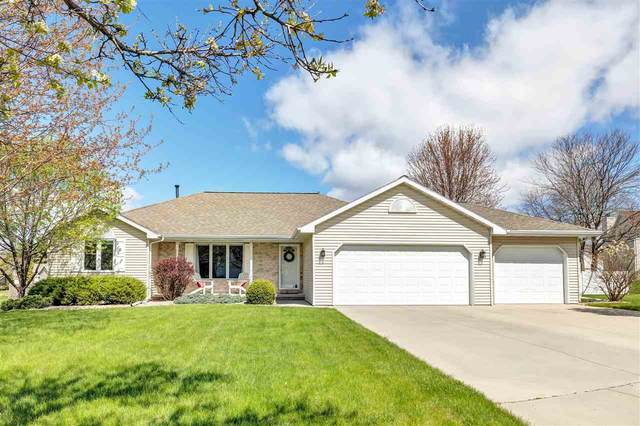 2643 Garden Meadows Court, Green Bay, WI 54311 (#50239678) :: Symes Realty, LLC