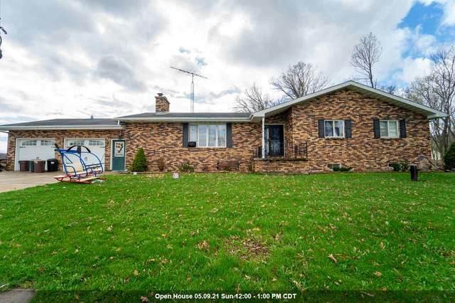 W2043 Bighorn Drive, Poy Sippi, WI 54967 (#50239692) :: Carolyn Stark Real Estate Team