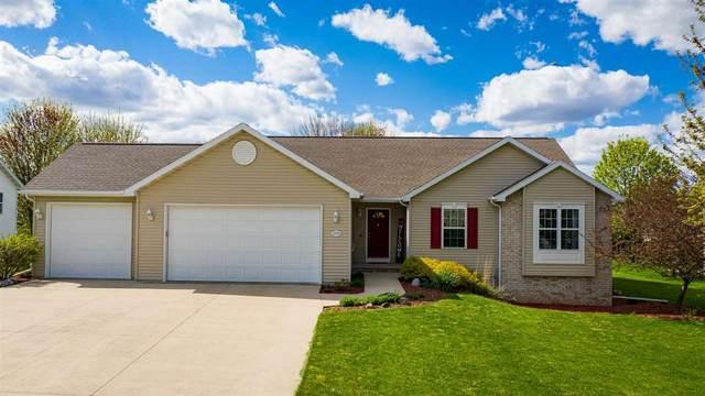 2290 Willow Hill Drive, Neenah, WI 54956 (#50239701) :: Carolyn Stark Real Estate Team