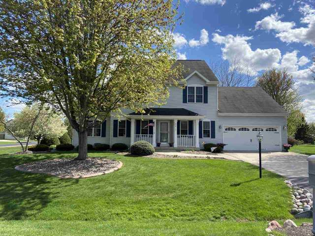 3017 Holly Court, Oshkosh, WI 54904 (#50239721) :: Town & Country Real Estate