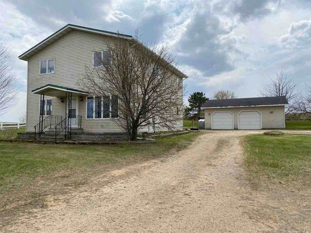 E5983 Mavis Road, Marion, WI 54950 (#50239723) :: Todd Wiese Homeselling System, Inc.