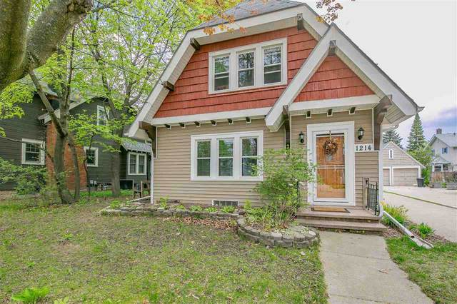 1214 E Pacific Street, Appleton, WI 54911 (#50239734) :: Town & Country Real Estate