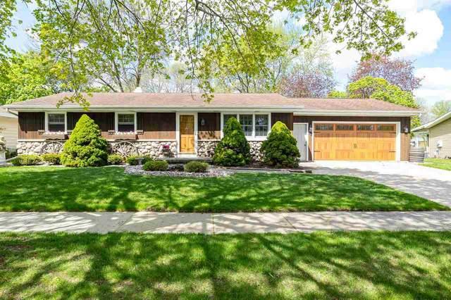1407 S Matthias Street, Appleton, WI 54915 (#50239741) :: Town & Country Real Estate