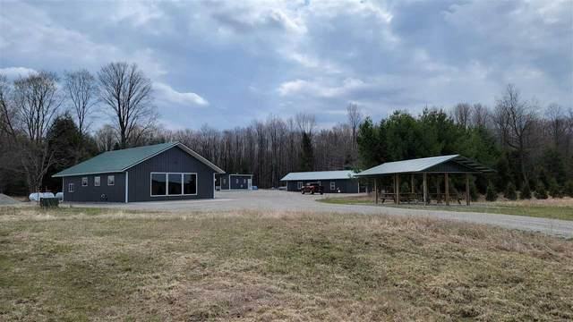 N11628 Oakwood Rd K-3, Daggett, MI 49821 (#50239749) :: Ben Bartolazzi Real Estate Inc